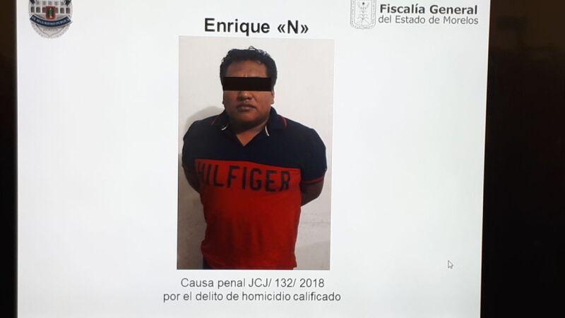 Alcalde detenido