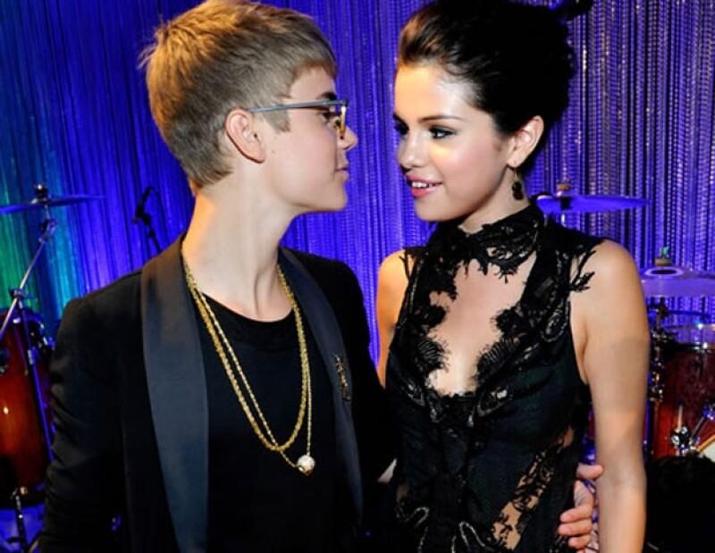 Ambos son estrellas. Ninguno se cuelga de la fama del otro.