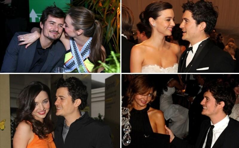 Por sus miradas, la pareja no podía negar que estaban profundamente enamorados el uno del otro.