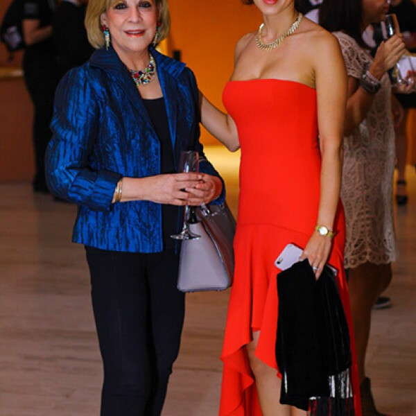 Leticia Ivette García y Selene Díaz