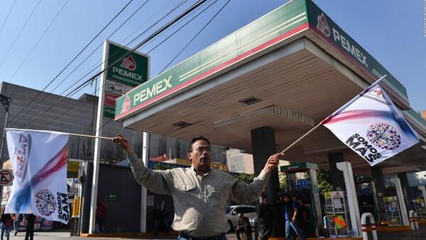¿Que es el precio de referencia internacional de la gasolina?