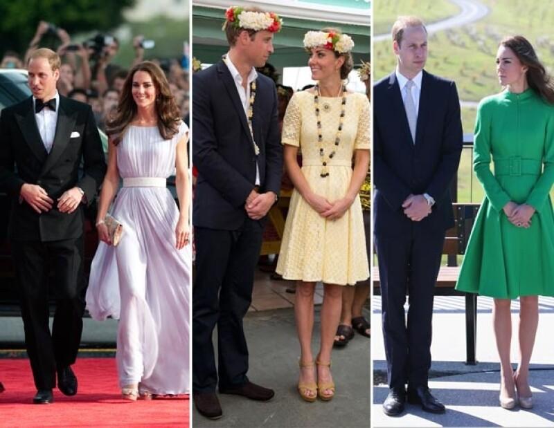 Los Duques de Cambridge cumplen hoy tres años de casados. El 29 de abril es motivo de celebración para la pareja, aquí su historia en números.