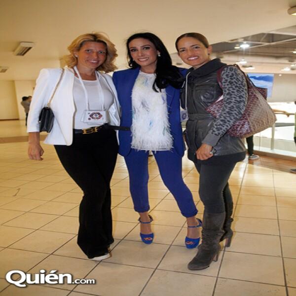Beatriz Pasquel,María Laura Salinas,Alejandra Ibarguengoytia
