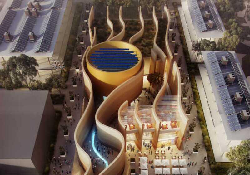 Pavilion Emiratos