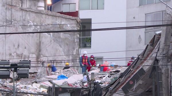 Tras el sismo del 19S, termina en la CDMX la etapa de búsqueda y rescate
