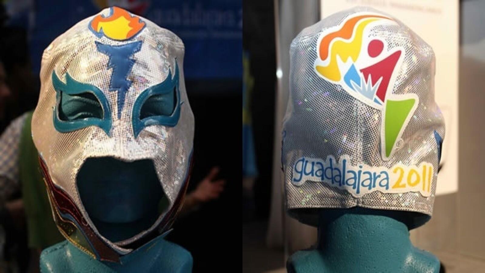 Máscara Panamericanos