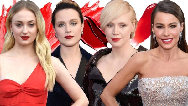 Sophie Turner, Evan Rachel Wood, Gwendoline Christie y Sofía Vergara.