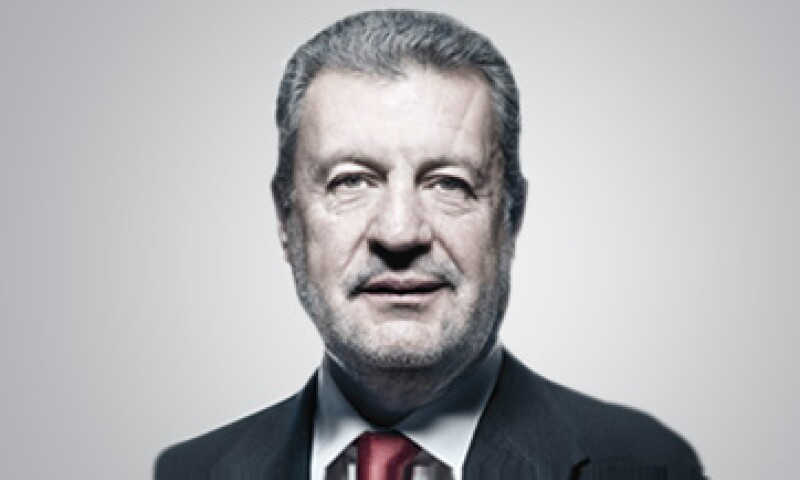 El banquero fue elegido por los editores de la revista Expansión como el 'Personaje del Año' 2012. (Foto: Duilio Rodríguez)