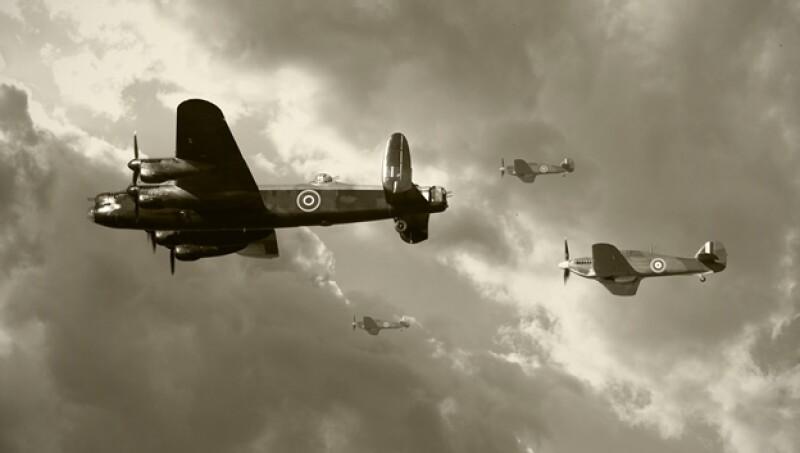 segunda guerra mundial avion