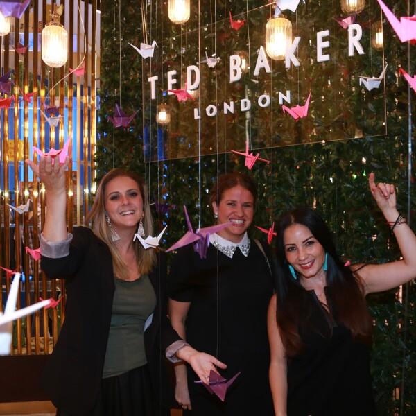 Inauguración Ted Baker