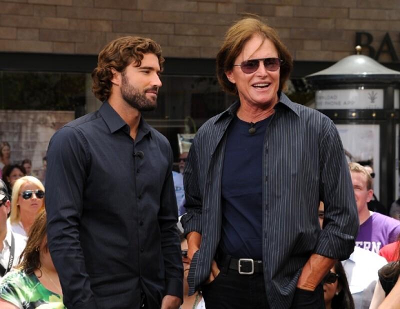 Brody Jenner es uno de los seis hijos biológicos de Bruce Jenner.