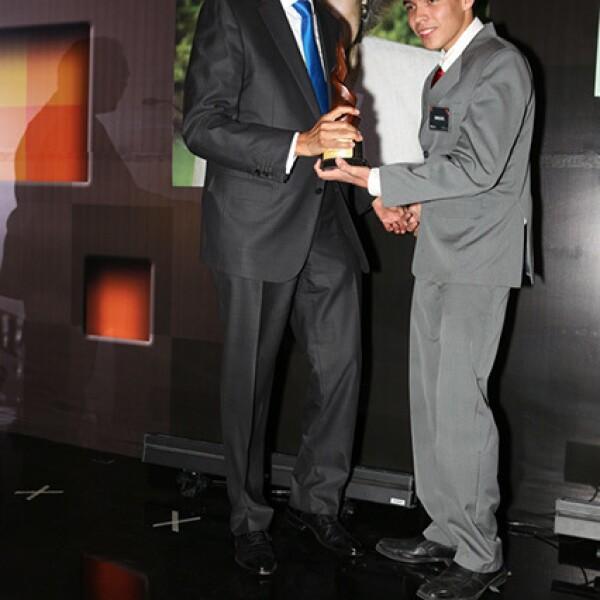 Carlos Mata y Eduardo Robles