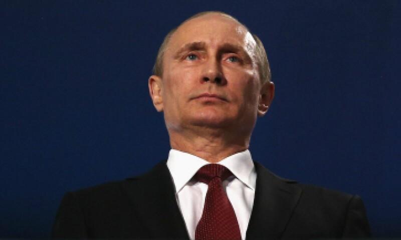El presidente de Rusia también hizo algunas críticas insinuadas sobre la política de EU en Medio Oriente. (Foto: Getty Images)