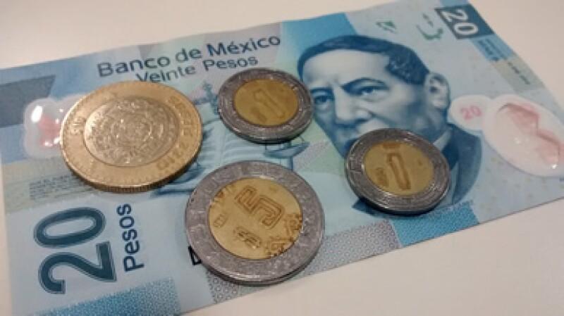 El dólar al mayoreo cerró con una ganancia de 0.54%, a 16.25 pesos, este viernes. (Foto: Especial )