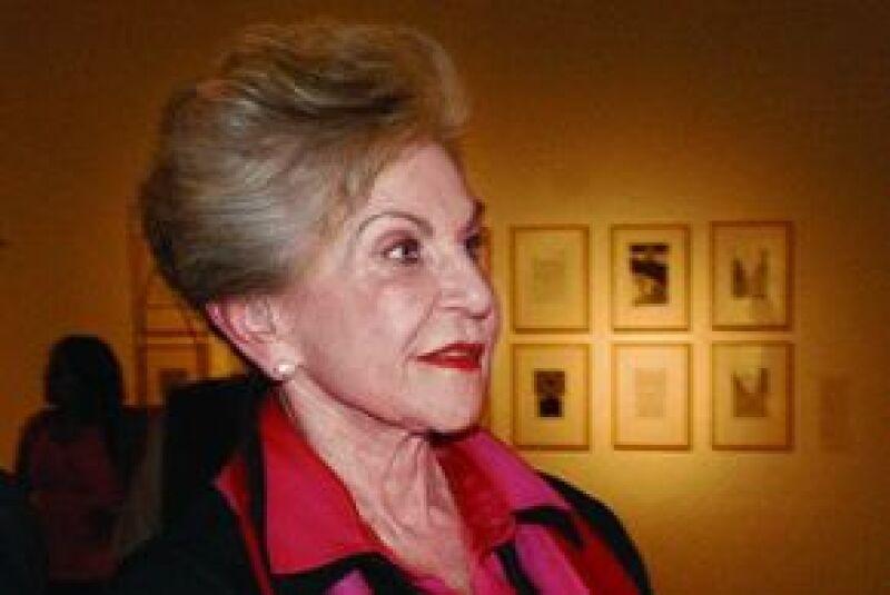 La viuda del arquitecto Abraham perdió la vida a los 75 años de edad.