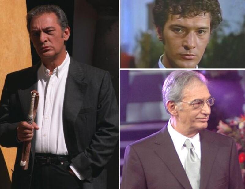 Enrique Lizalde falleció este tres de junio en Nayarit.