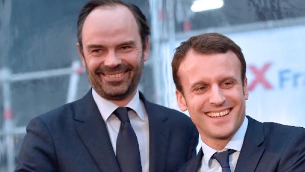 Macron designa a Edouard Philippe como primer ministro