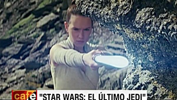 Esto es lo que podrás ver en el Episodio VIII de la saga de Star Wars