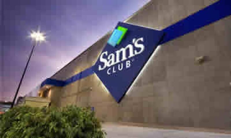 Al cierre de enero de 2015, Walmart opera 160 Sam's Club en México. (Foto: Cortesía de Walmart de México y Centroamérica)