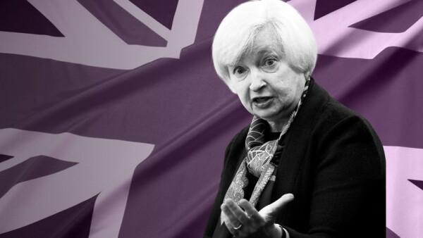 La tasa de referencia de la Fed está entre 0.25 y 0.50%.