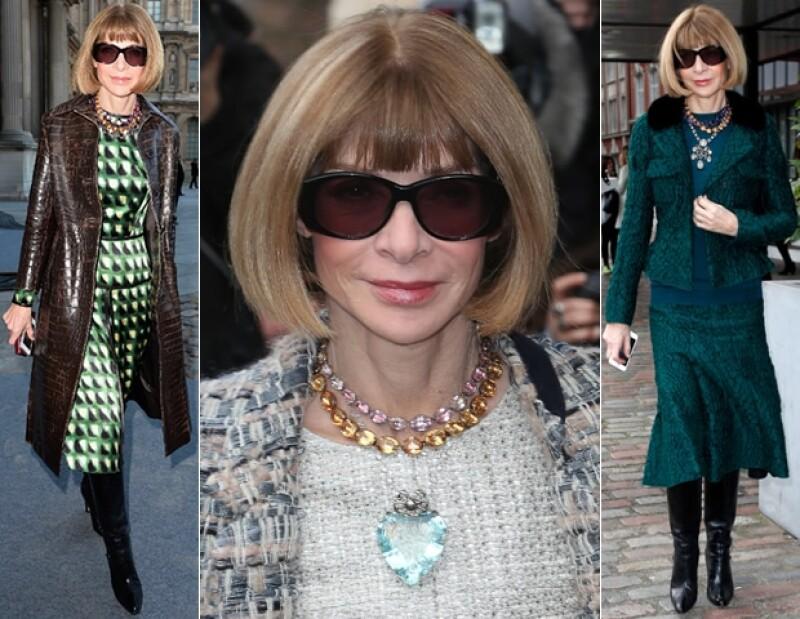 """El mundo de la moda no está hecho para gente con poco caracter o débil personalidad. ¿No nos crees? Te presentamos a las """"femme fatale"""" de esta poderosa industria."""