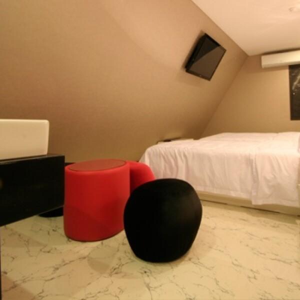 Hotel Sol Seul habitaciones fiesta