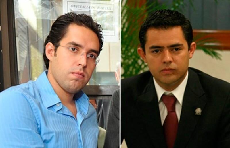 Dos empleados de la Delegación Benito Juárez, del DF, acosaron a una brasileña y pelearon con dos hombres, por lo que quedaron detenidos.
