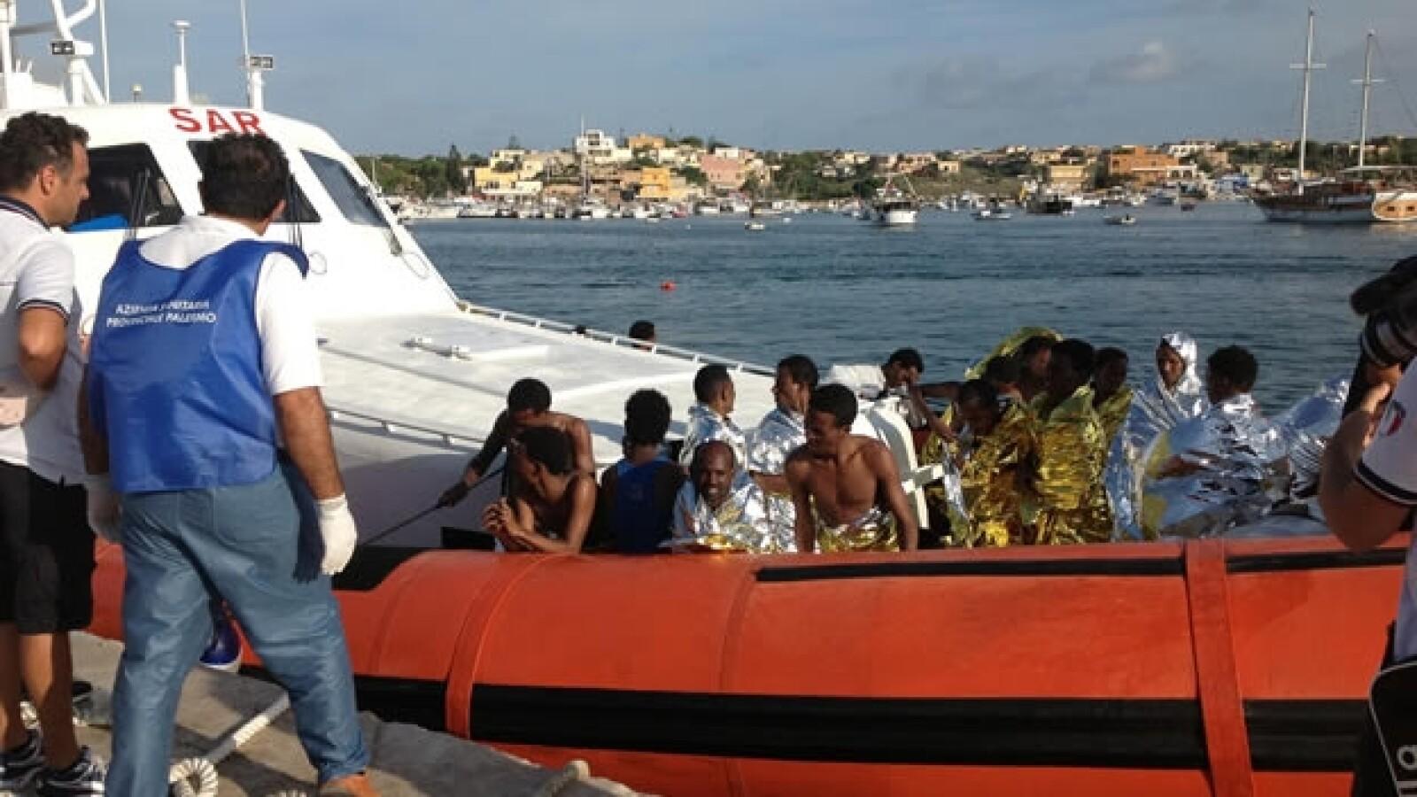 naufragio Italia 1