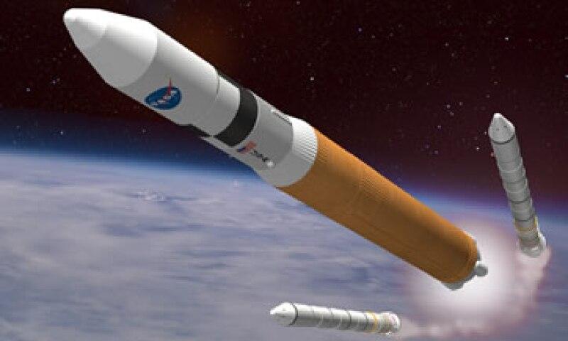 Las tres firmas ya recibieron trabajos de desarrollo de transporte humano espacial para la NASA. (Foto: AP)