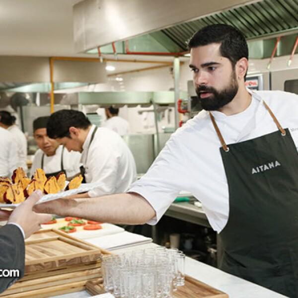 Chef Vico Morales