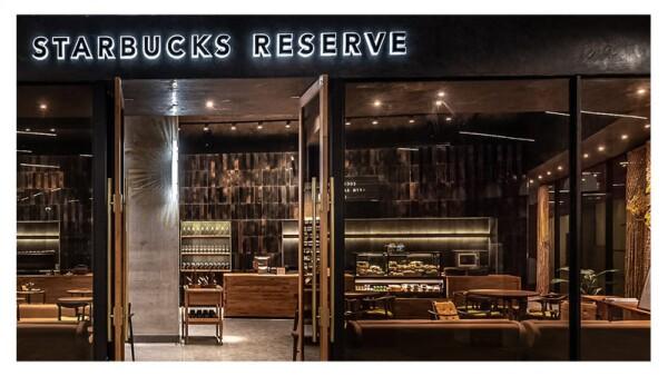 ¡Ya abrió el Starbucks Reserve Bar en Monterrey!