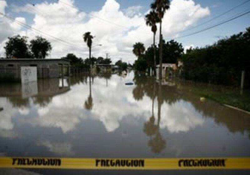 Las empresas de Nuevo León, Tamaulipas y Coahuila fueron dañadas por el paso del huracán Alex. (Foto: Reuters)
