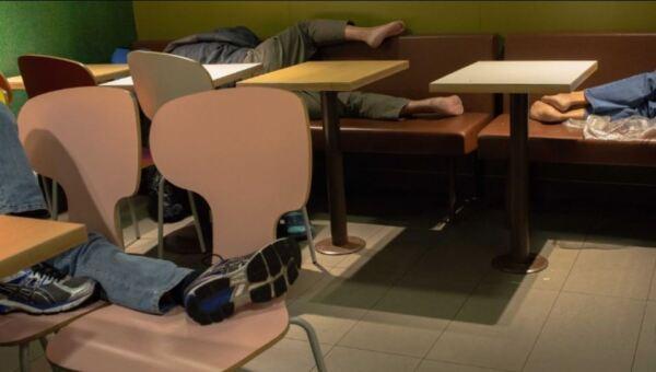 Lugar para dormir