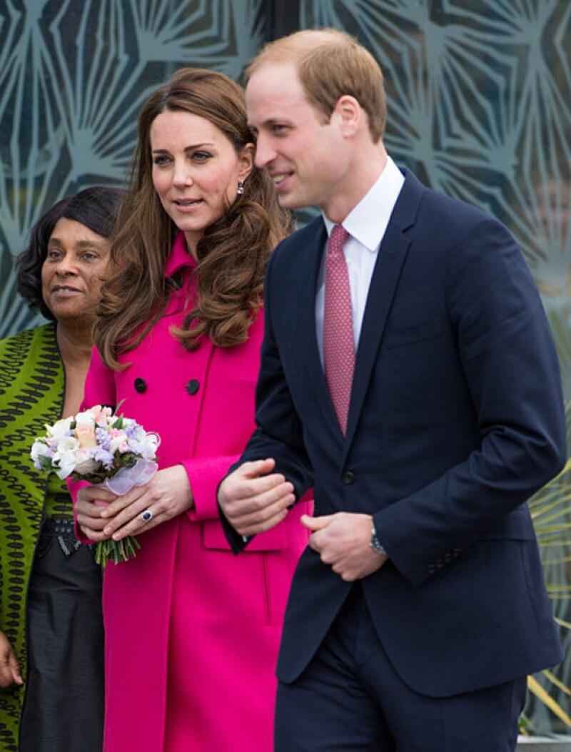 Los detalles oficiales del segundo hijo de los duques de Cambridge fueron revelados por un portavoz del Palacio de Kensingnton.
