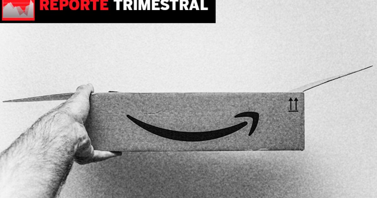 Las ganancias de Amazon le sonríen a Andy Jassy y crecen 27%