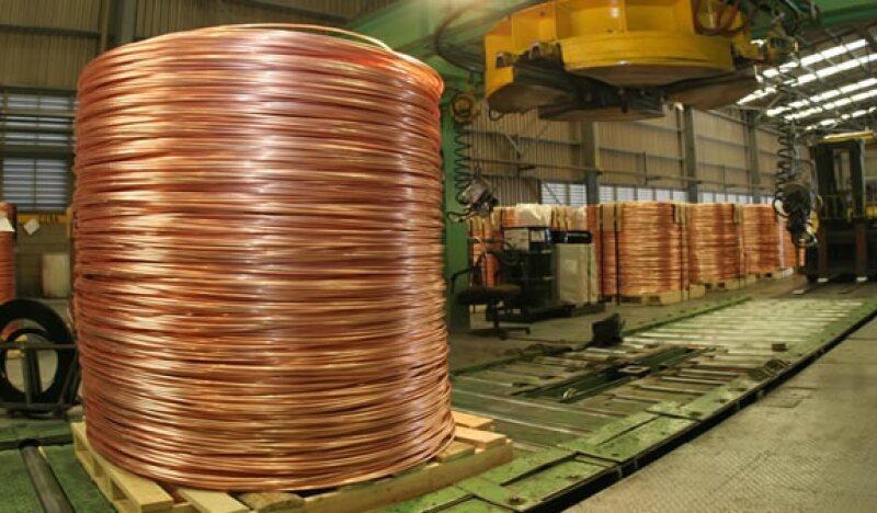 Grupo México es uno de los mayores productores de cobre en el mundo. (Foto: Tomada de gmexico.com.mx )