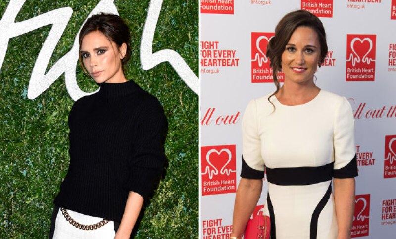 La diseñadora de moda ya se ha puesto en contacto con la hermana de la duquesa de Cambridge para enviarle muestras de sus propuestas.