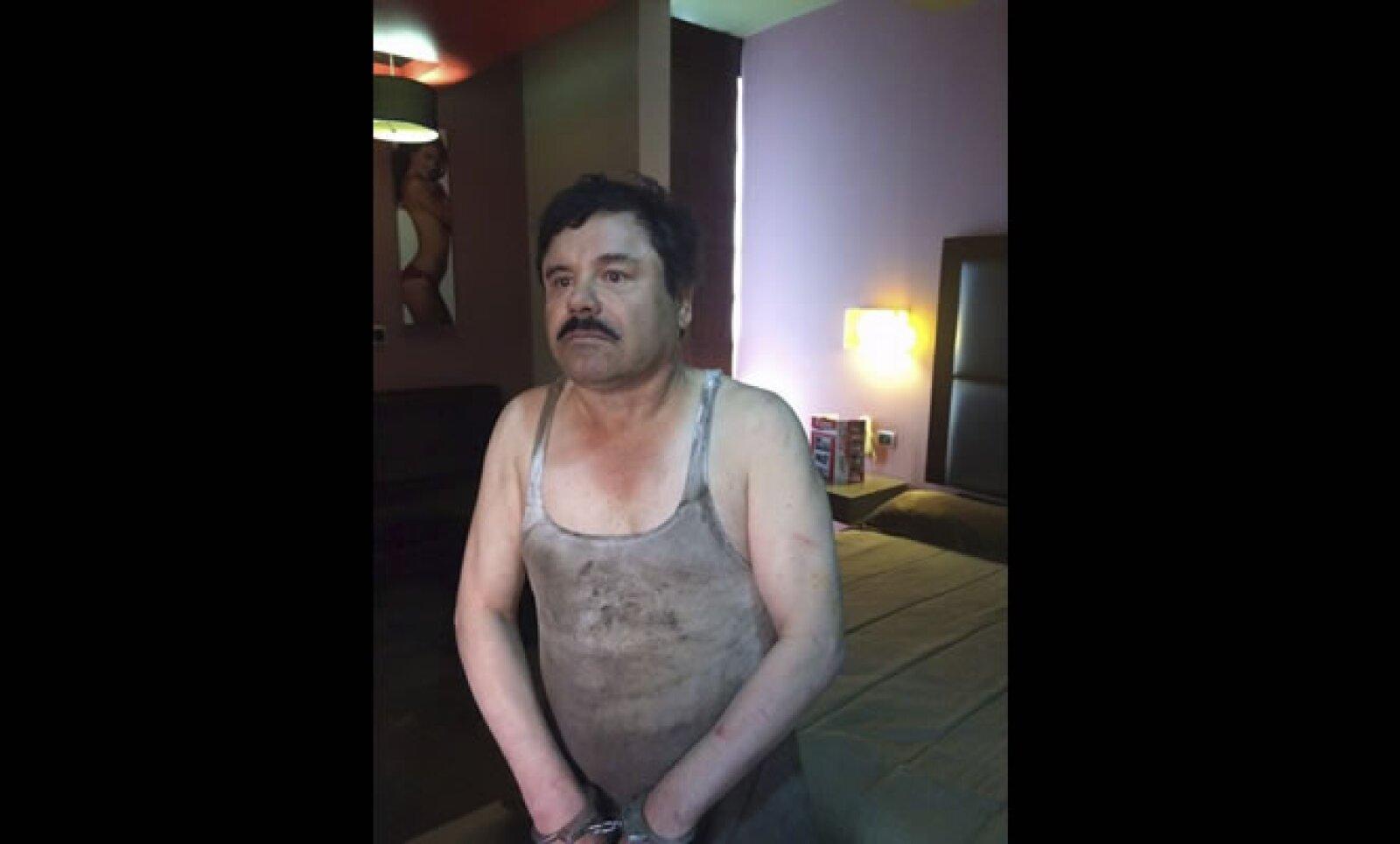 Guzmán Loera es el 98 de los 122 objetivo prioritarios en ser detenido por el Gobierno federal.