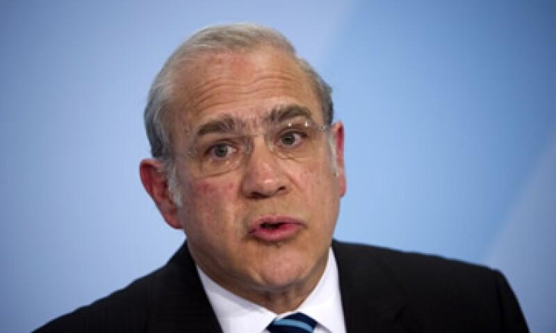 José Ángel Gurría dijo que sin la participación de los acreedores privados, el tema de Grecia no avanzará. (Foto: AP)