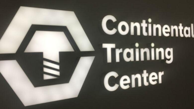 Continental Training Center, SLP, 4