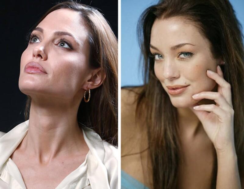 Una joven de origen holandés ha captado la atención de todos los medios por su gran parecido con la actriz estadounidense.