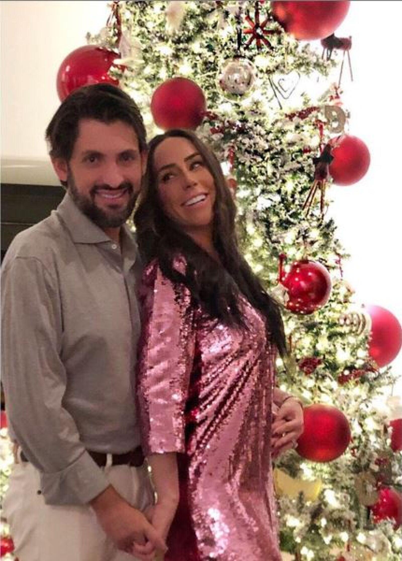 La Navidad de los famosos 2019