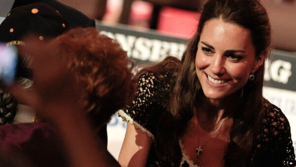 Kate Middleton tiene 29 años.