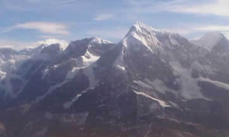 A las 8:41 am llegamos a la cima de Chukung-ri a 5,900 metros de altura. (Foto: Especial)