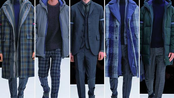 Te presentamos nuestros outfits favoritos de  ZZegna Otoño-Invierno 2014/15
