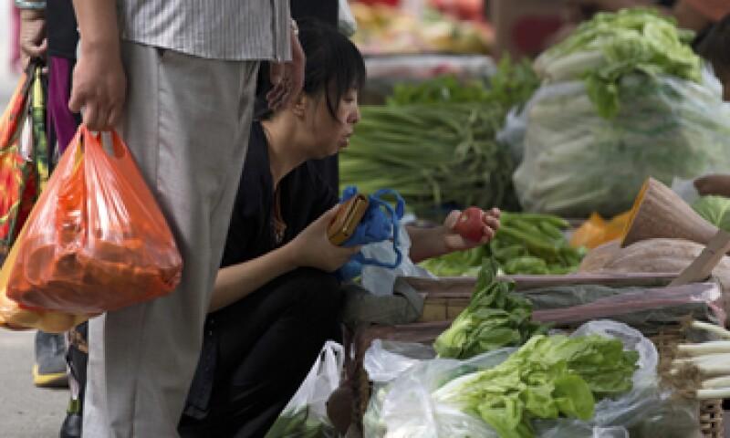 La inflación en China posiblemente alcance el 3.5% en 2013. (Foto: AP)