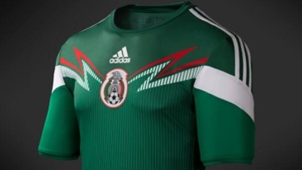 Adidas Jersey M�xico