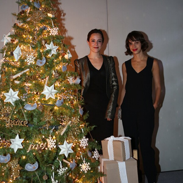 Alejandra Manzano y Andrea Bardazano