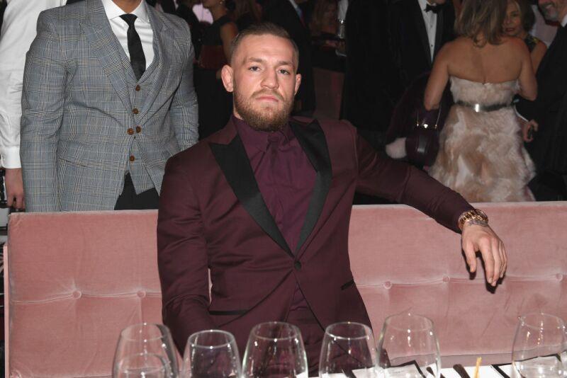 McGregor, el pelador más polémico de la UFC.