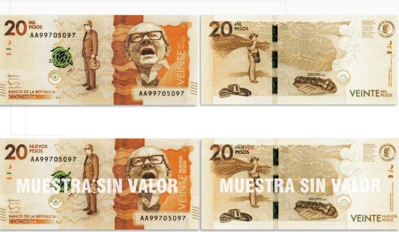 Nuevos pesos